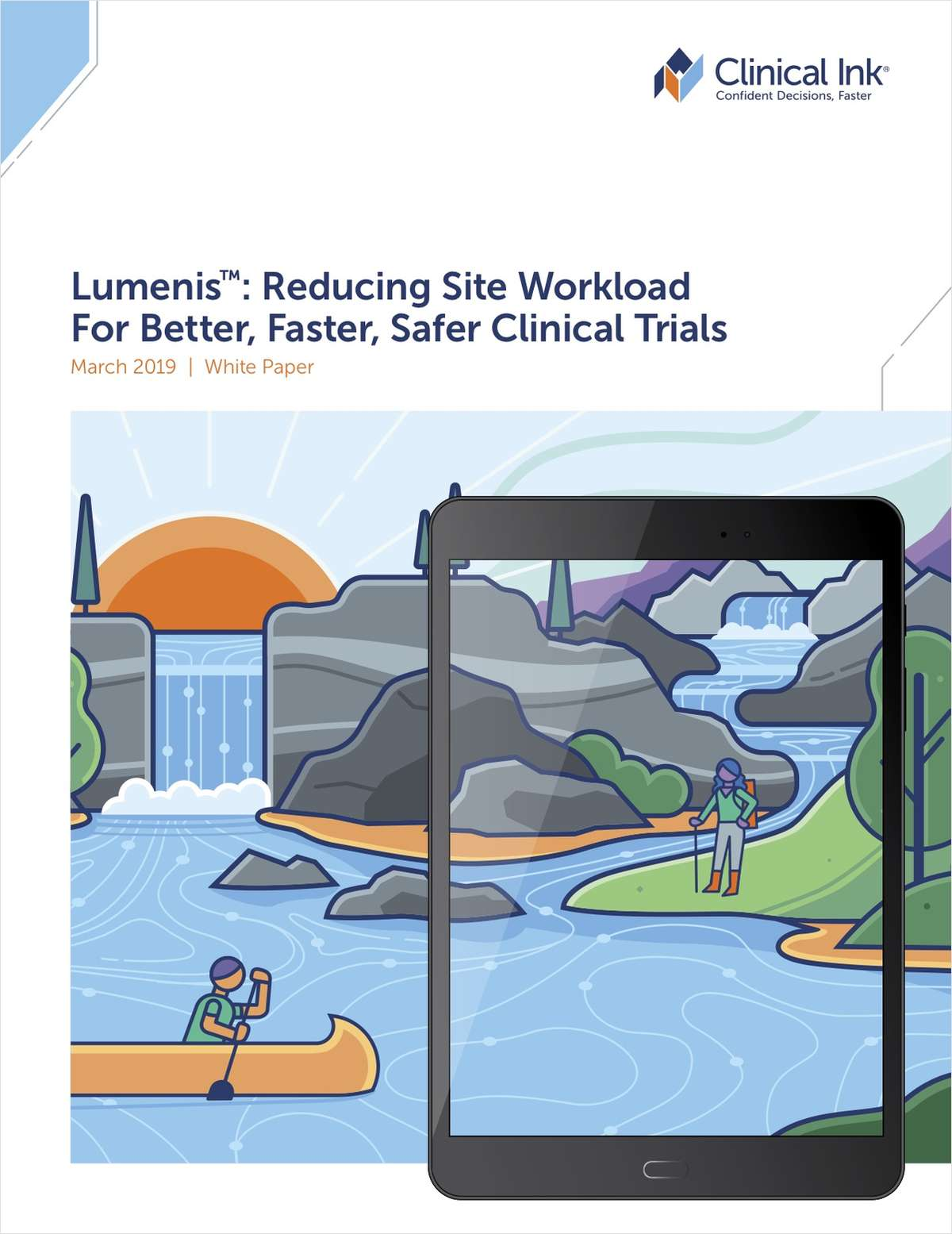 Reducing Site Workload for Better, Faster, Safer Clinical Trials