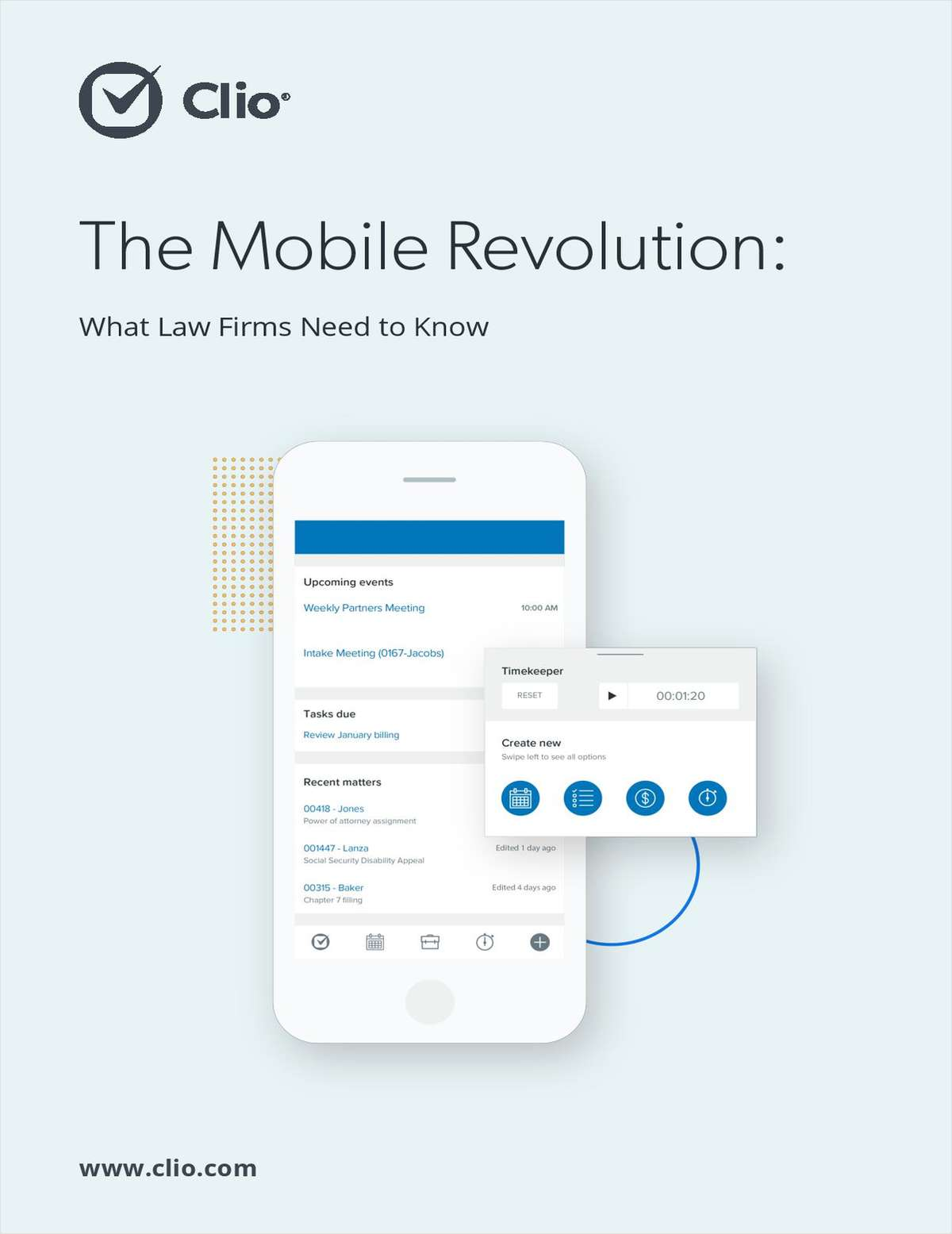 The Mobile Revolution: What Law Firms Need to Know