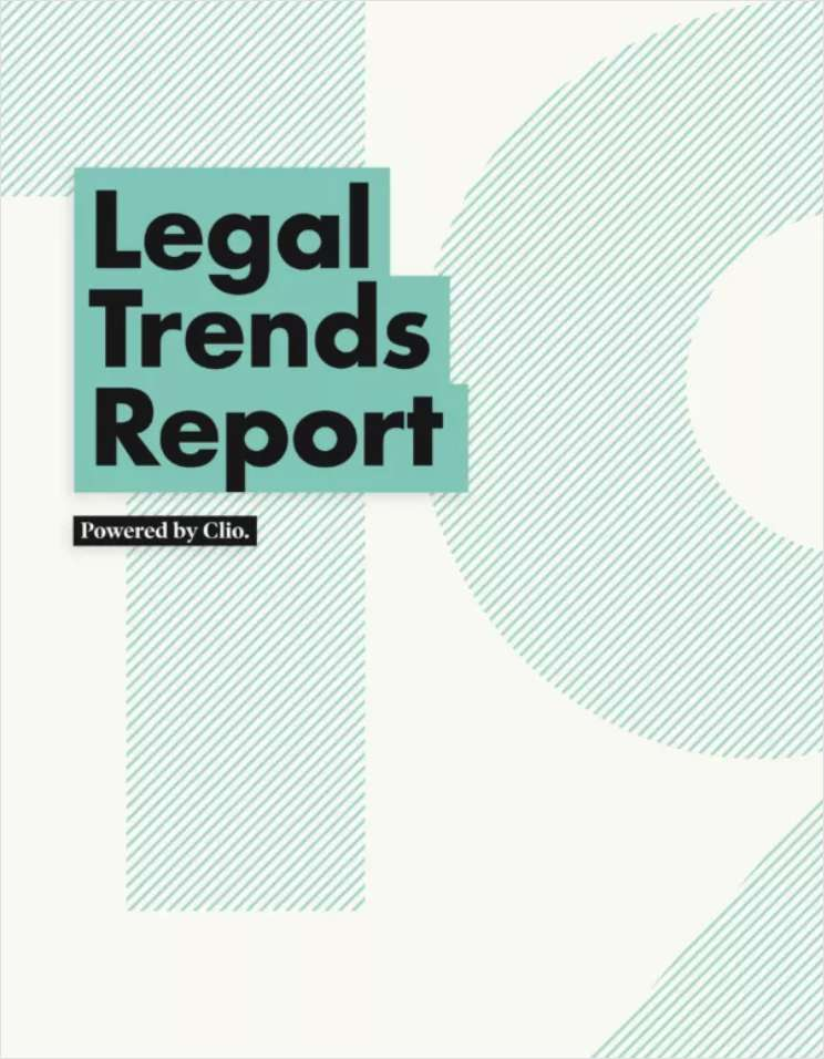 Legal Trends Report