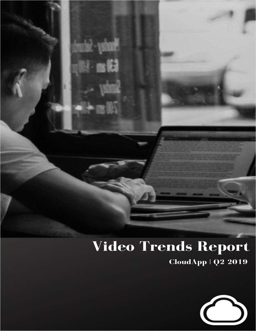 2019 Video Trends Report