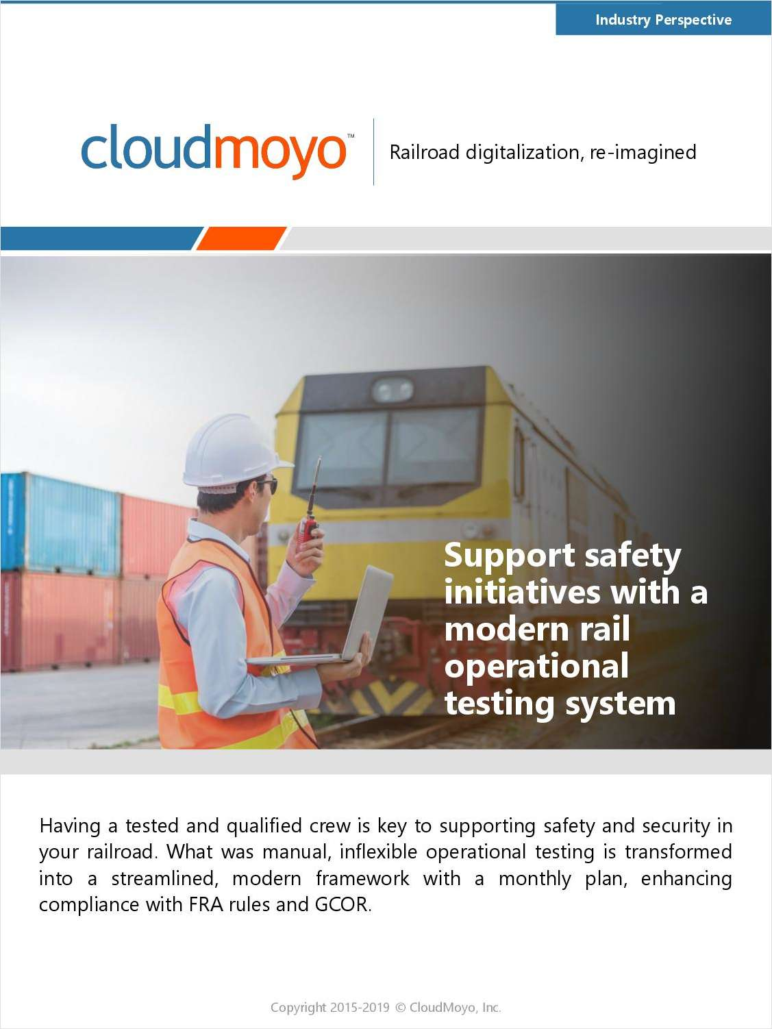 Support Safety Initiatives with a Modern Operational Testing System
