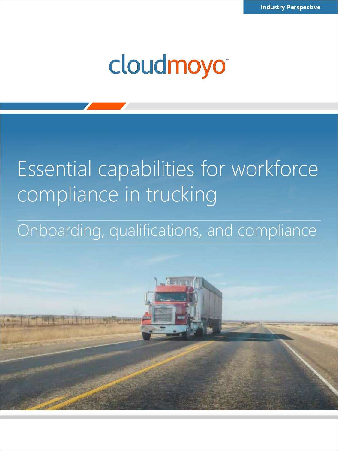 Essential capabilities for workforce compliance in trucking
