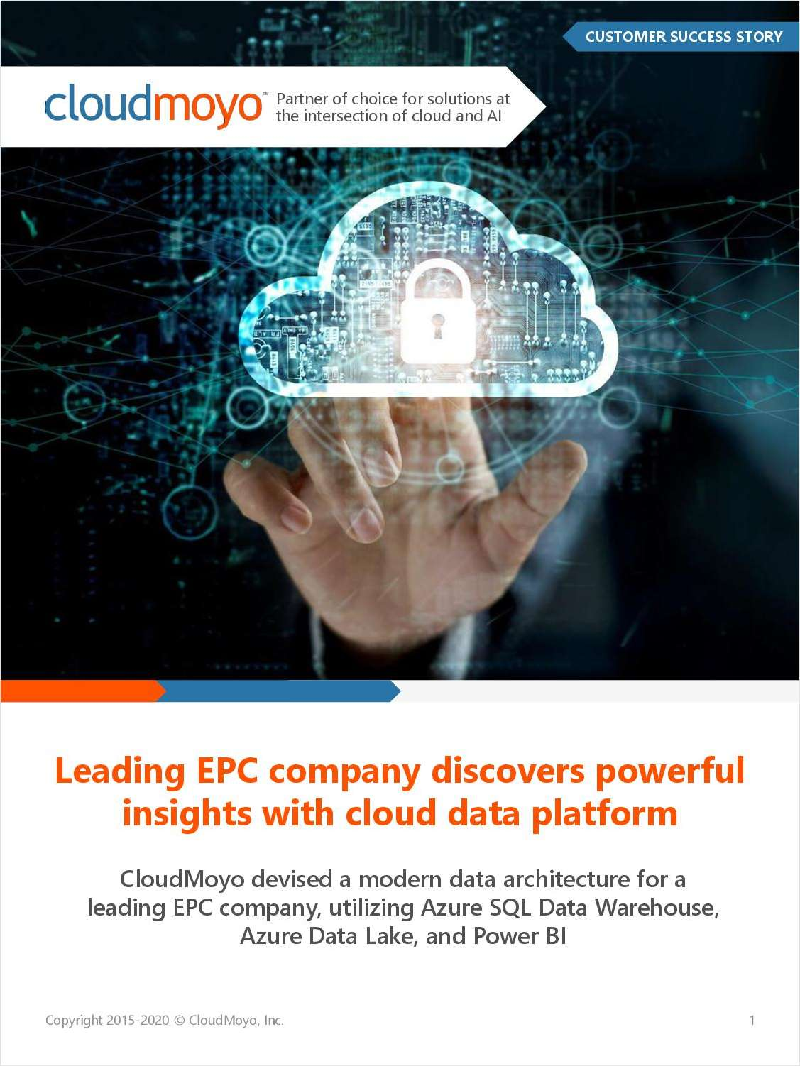 Leading EPC Company Discovers Powerful Insights with Cloud Data Platform