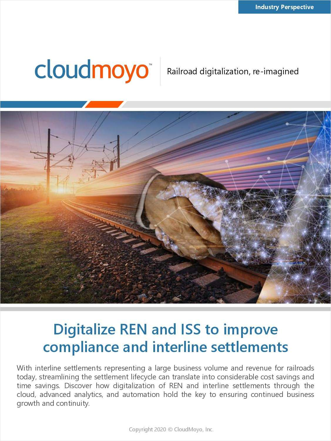 Digitalize REN and ISS to Improve Compliance and Interline Settlements