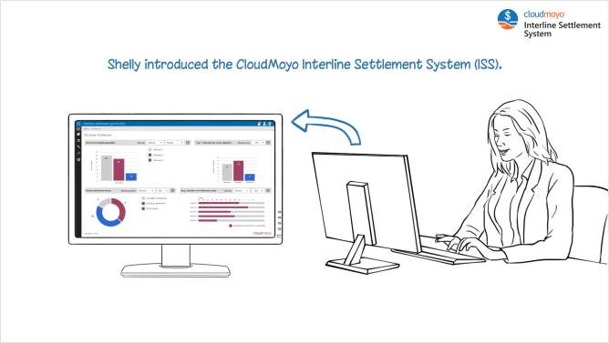 CloudMoyo Interline Settlement System (ISS) video