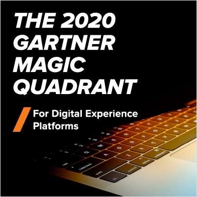 Gartner Magic Quadrant: Digital Experience Platforms, 2020 Report