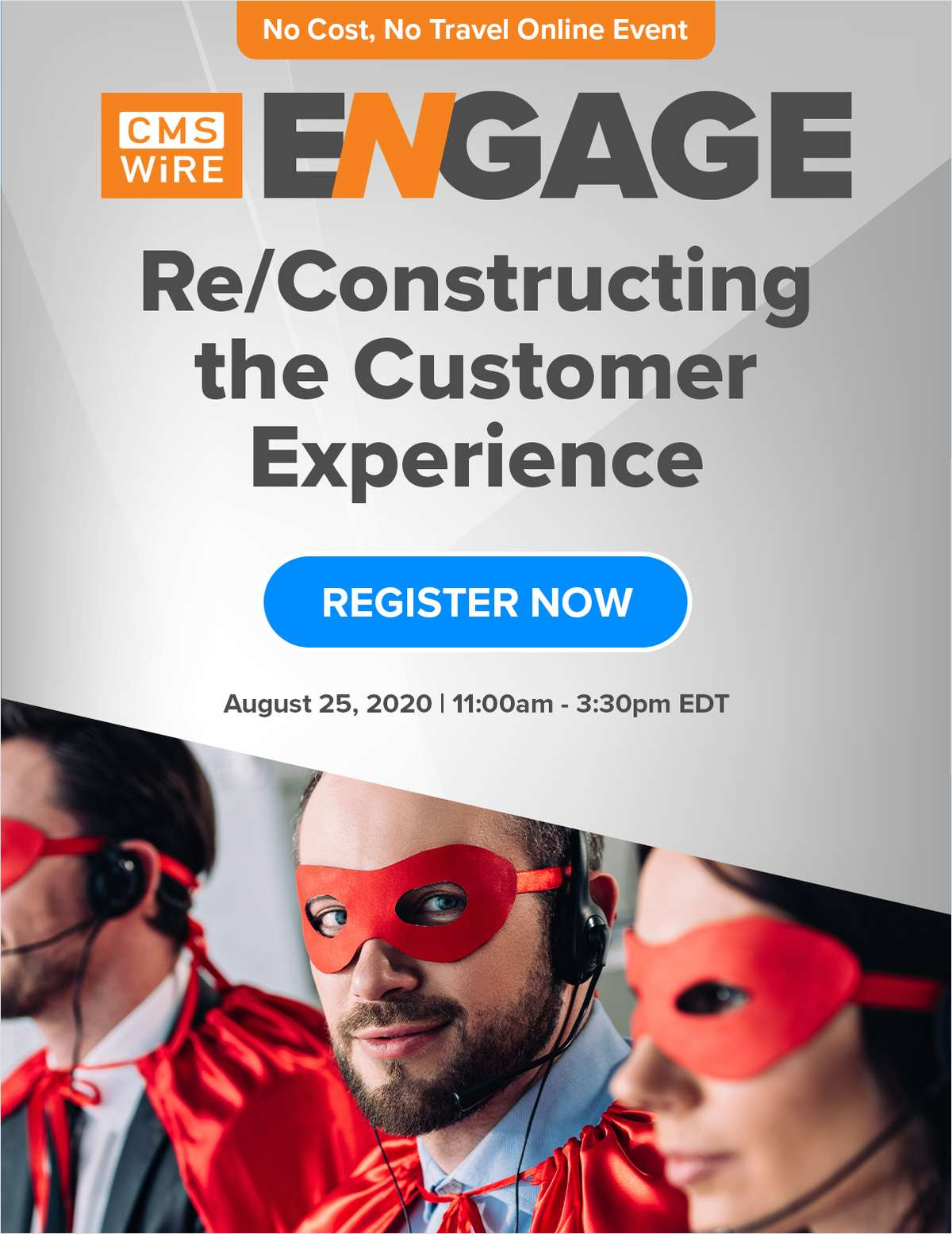 Re/Constructing the Customer Experience (online)