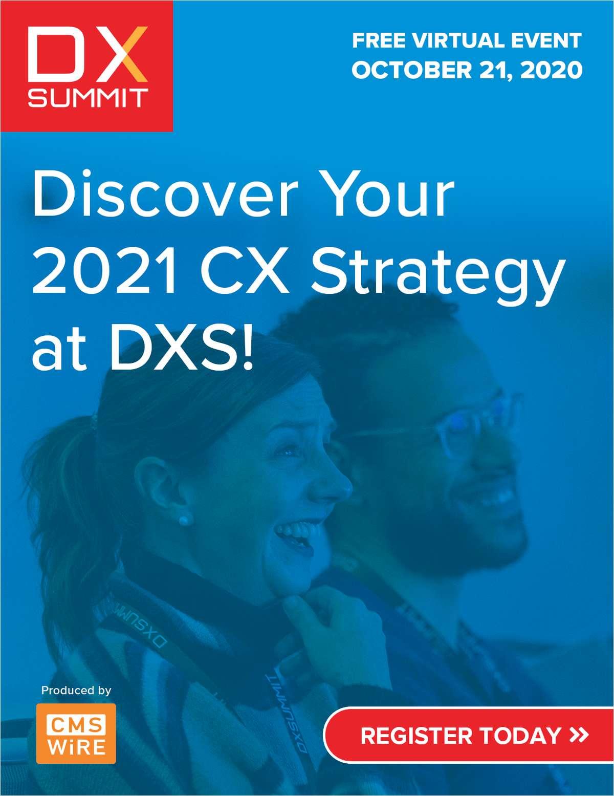 DX Summit 2020 (online)