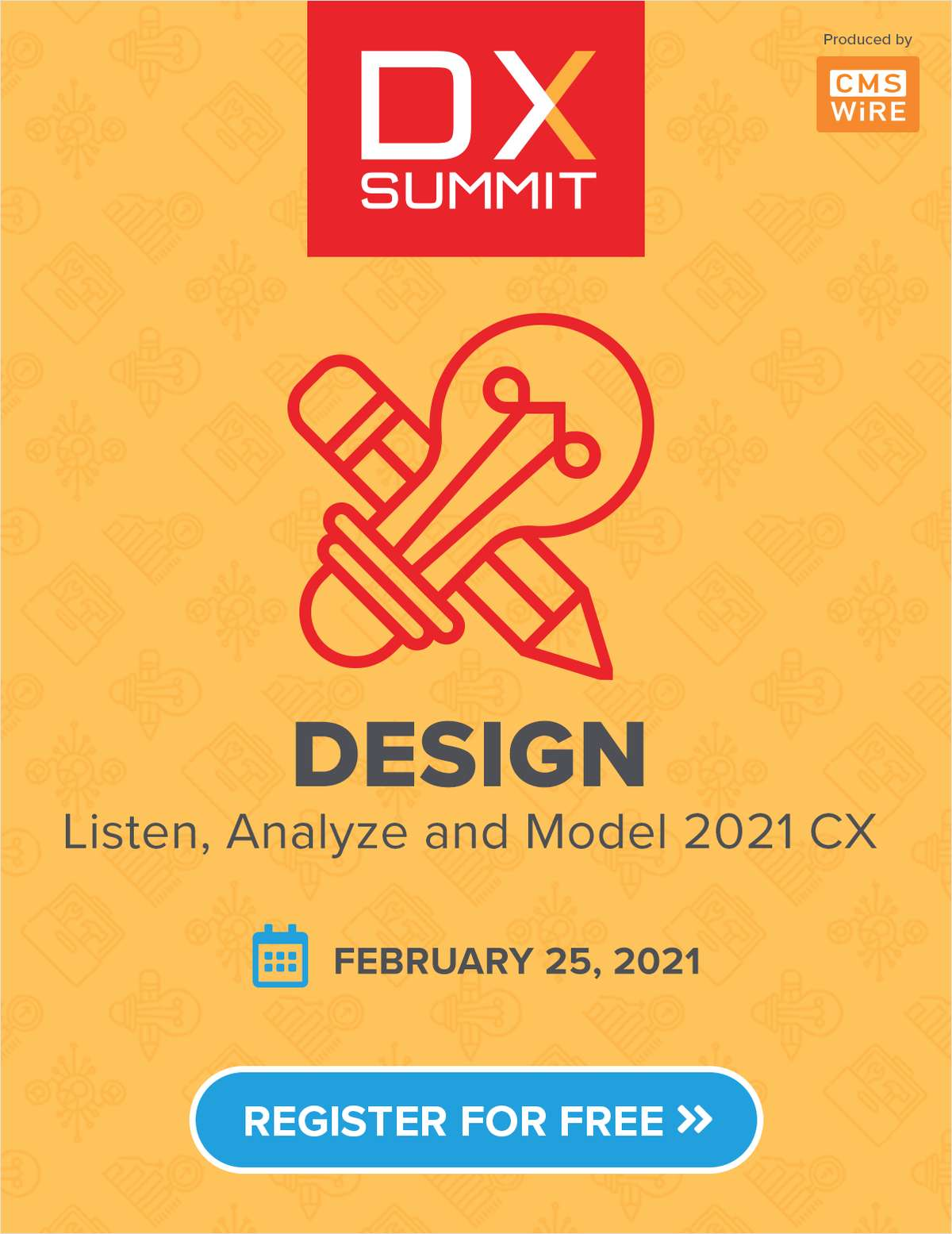 DX Summit 2021 (virtual conference series)