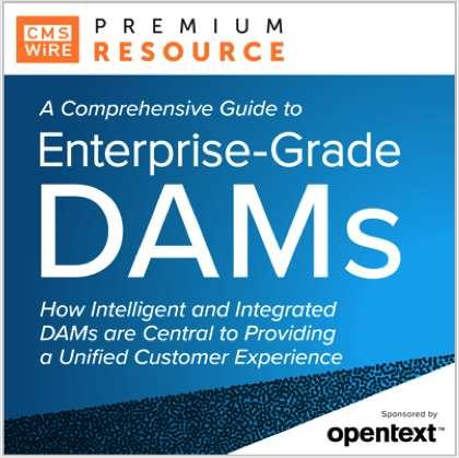 Enterprise-Grade DAMs