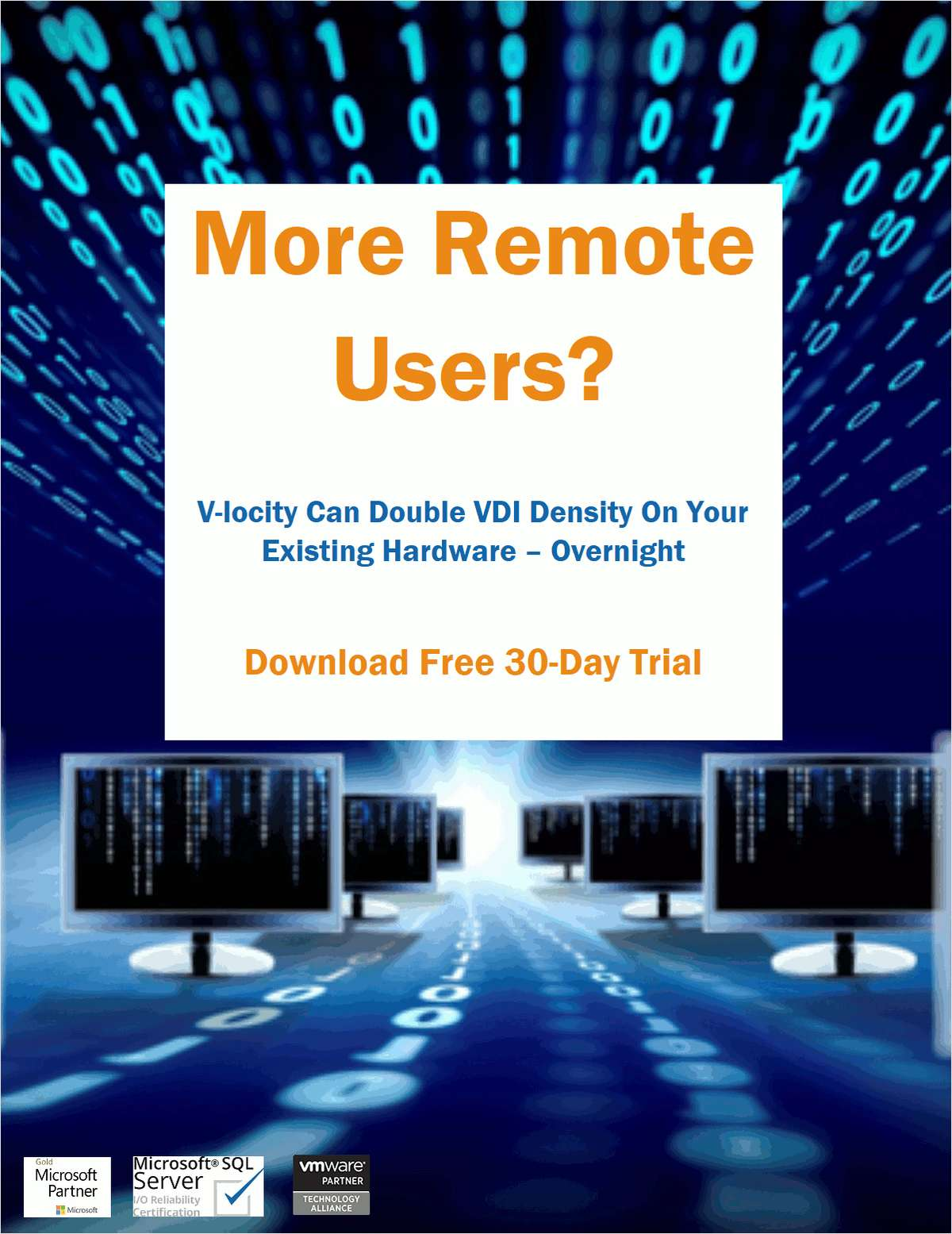Support More Remote Users & Increase Server Performance