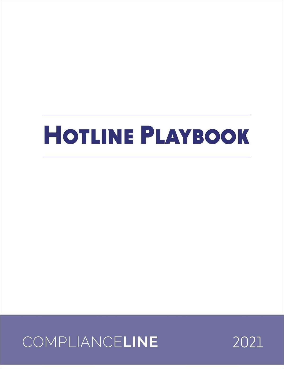 Hotline Playbook