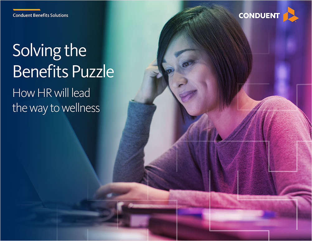Solving the Benefits Puzzle: How HR Will Lead the Way to Wellness