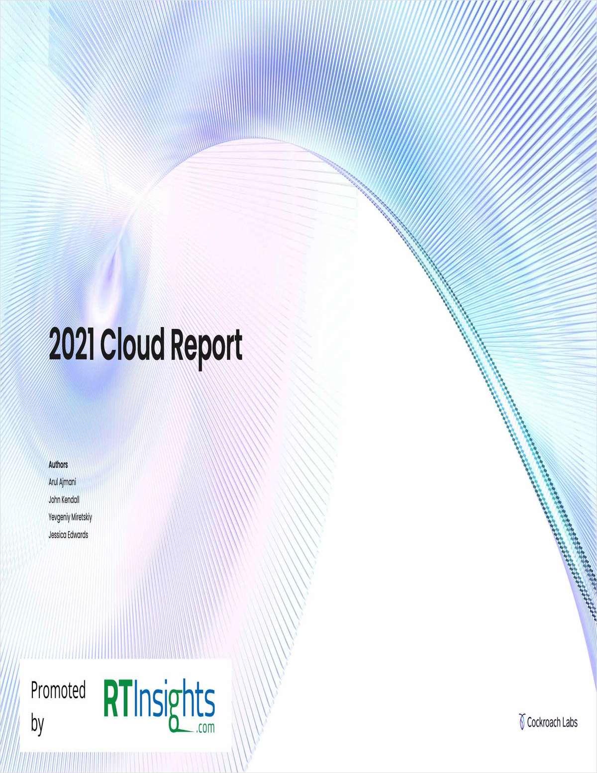 2021 Cloud Report