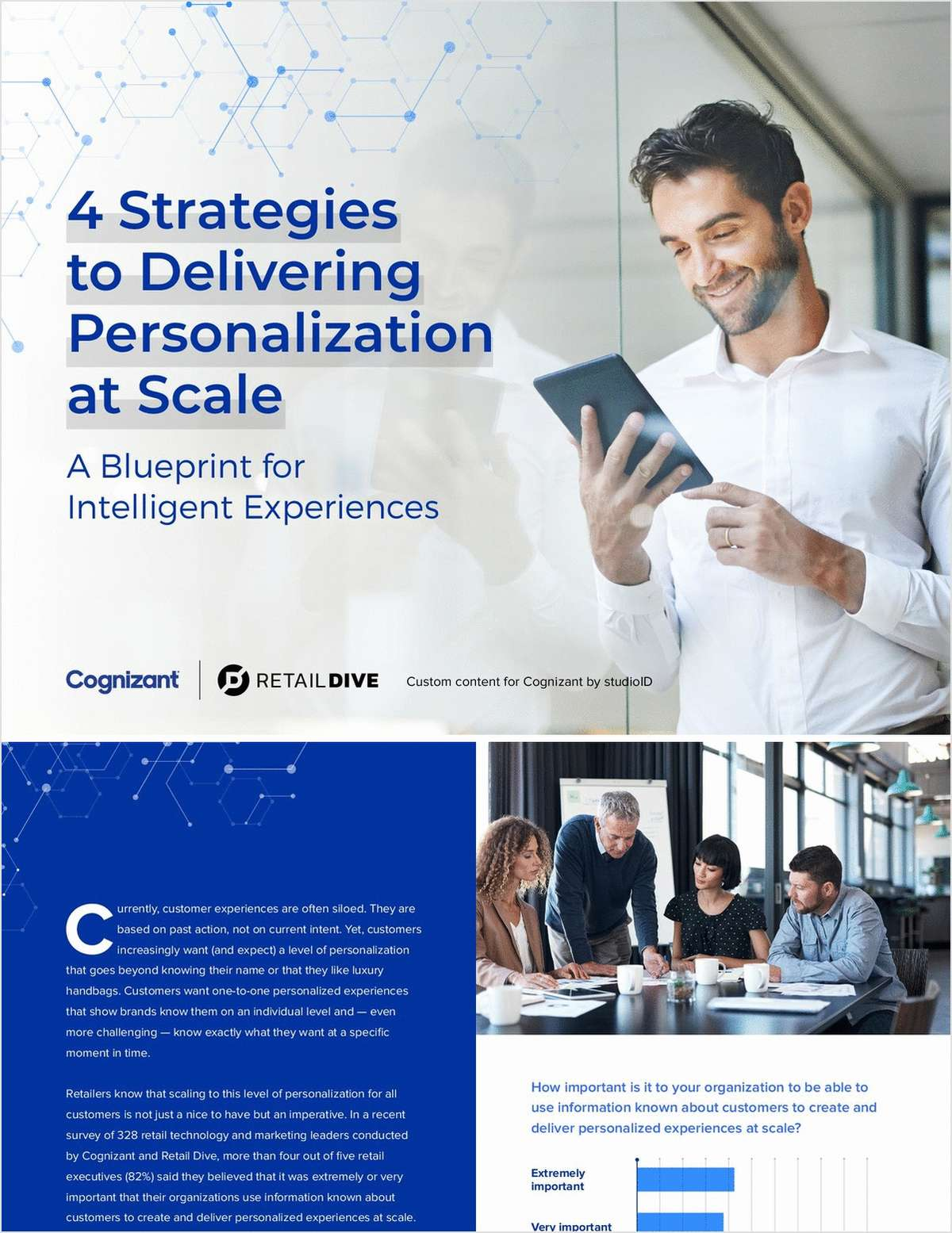 4 Strategies to Delivering Personalization at Scale