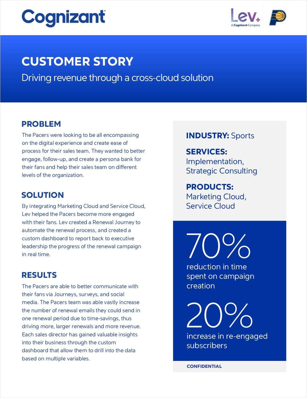Driving Revenue Through a Cross-Cloud Solution
