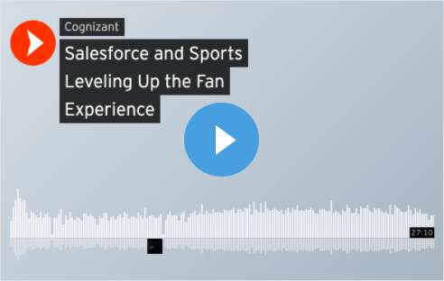 Salesforce and Sports Leveling Up the Fan Experience