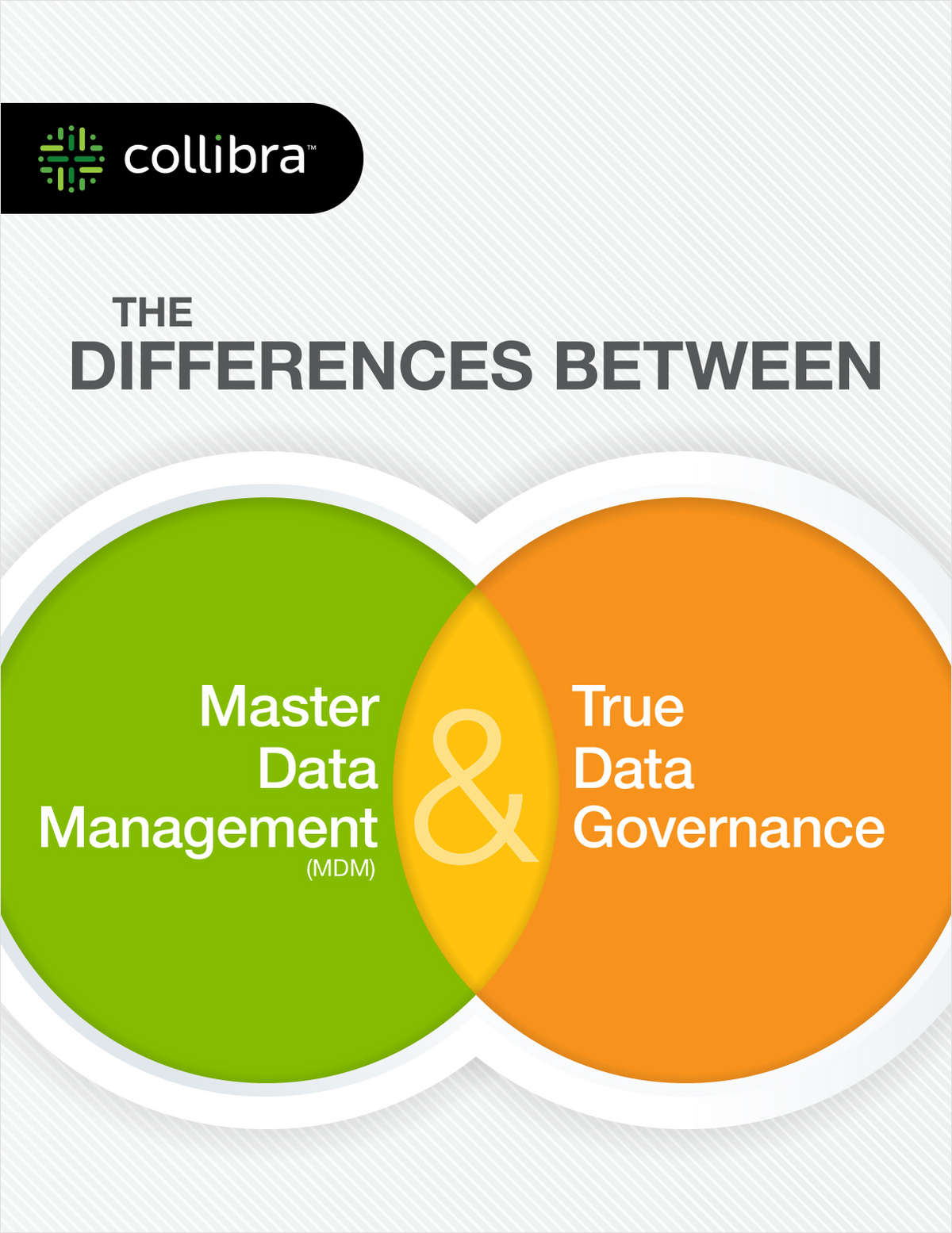The Differences Between MDM & True Data Governance