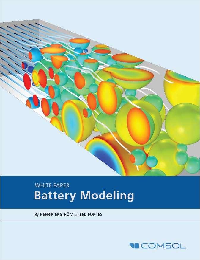 Battery Modeling