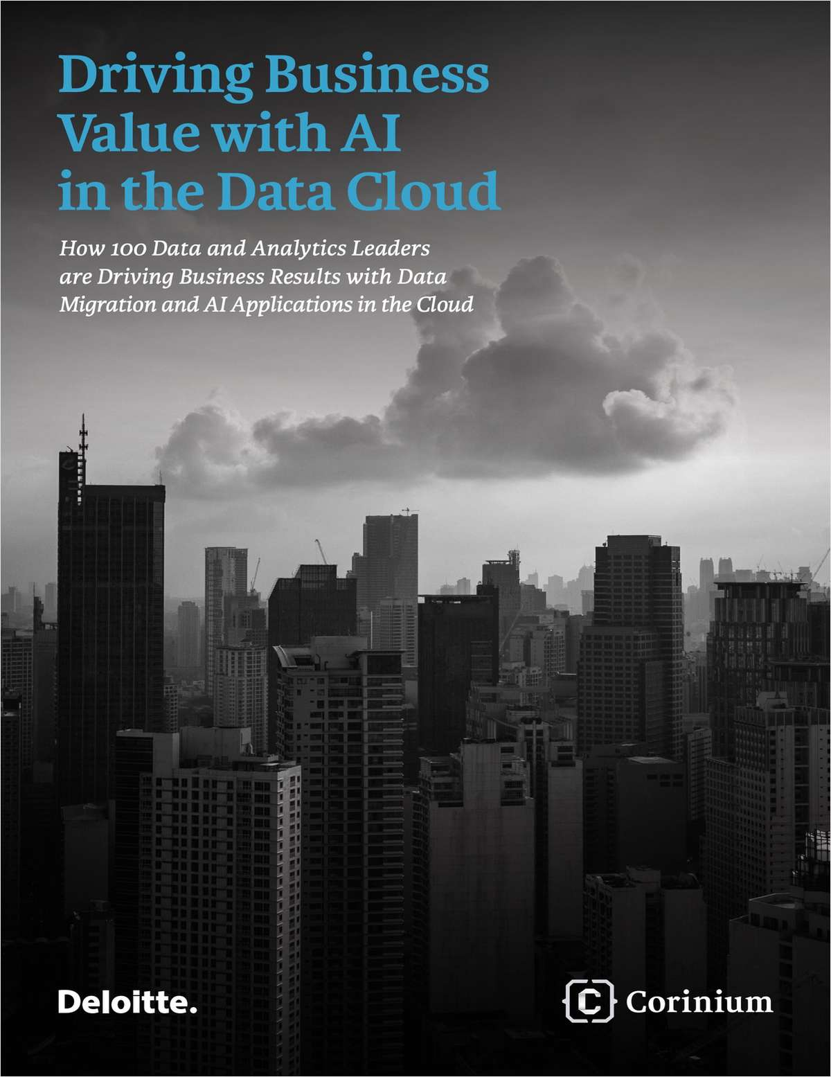 Driving Business Value with AI in the Data Cloud