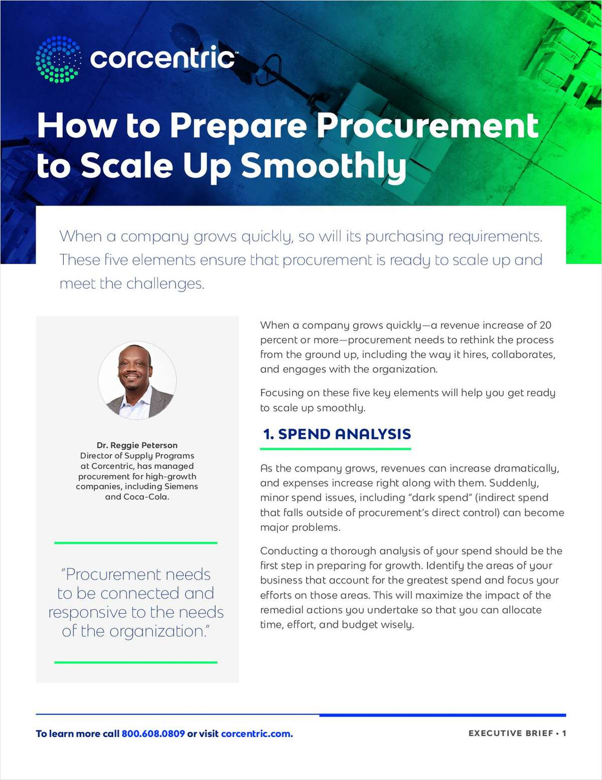 How to Prepare Procurement to Scale Up Smoothly