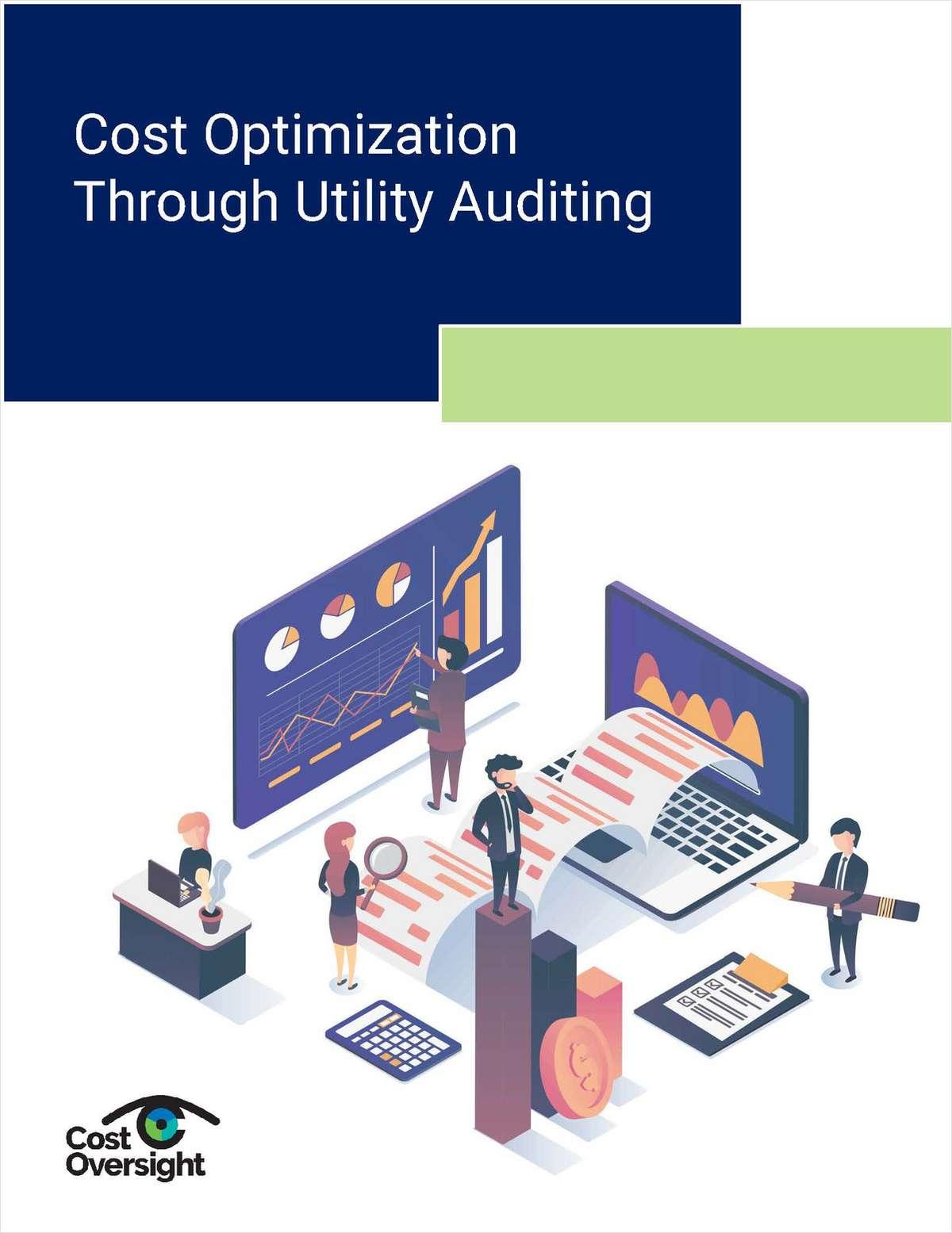 Increased Revenue Through Utility Auditing