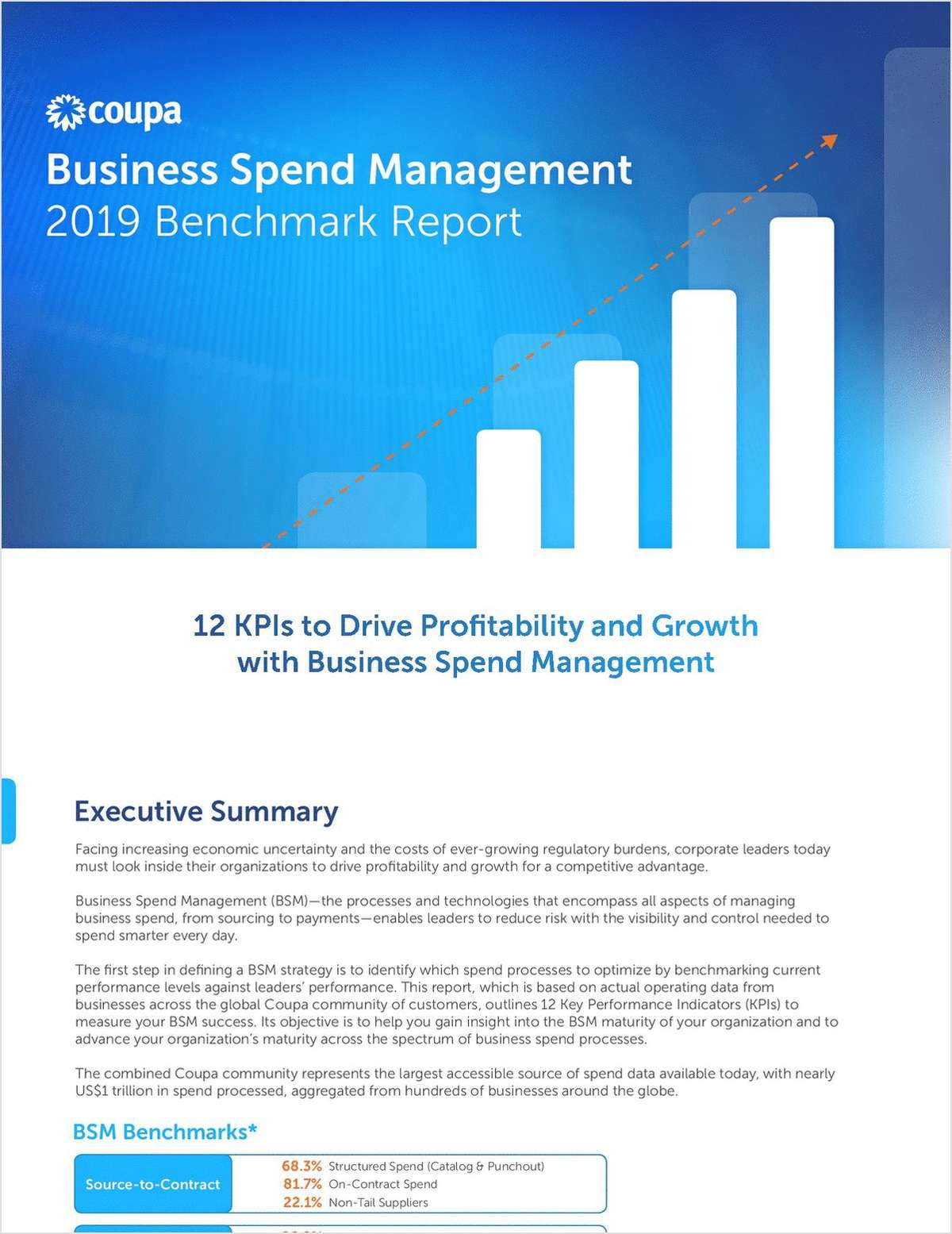 Business Spend Management: 2019 Benchmark Report