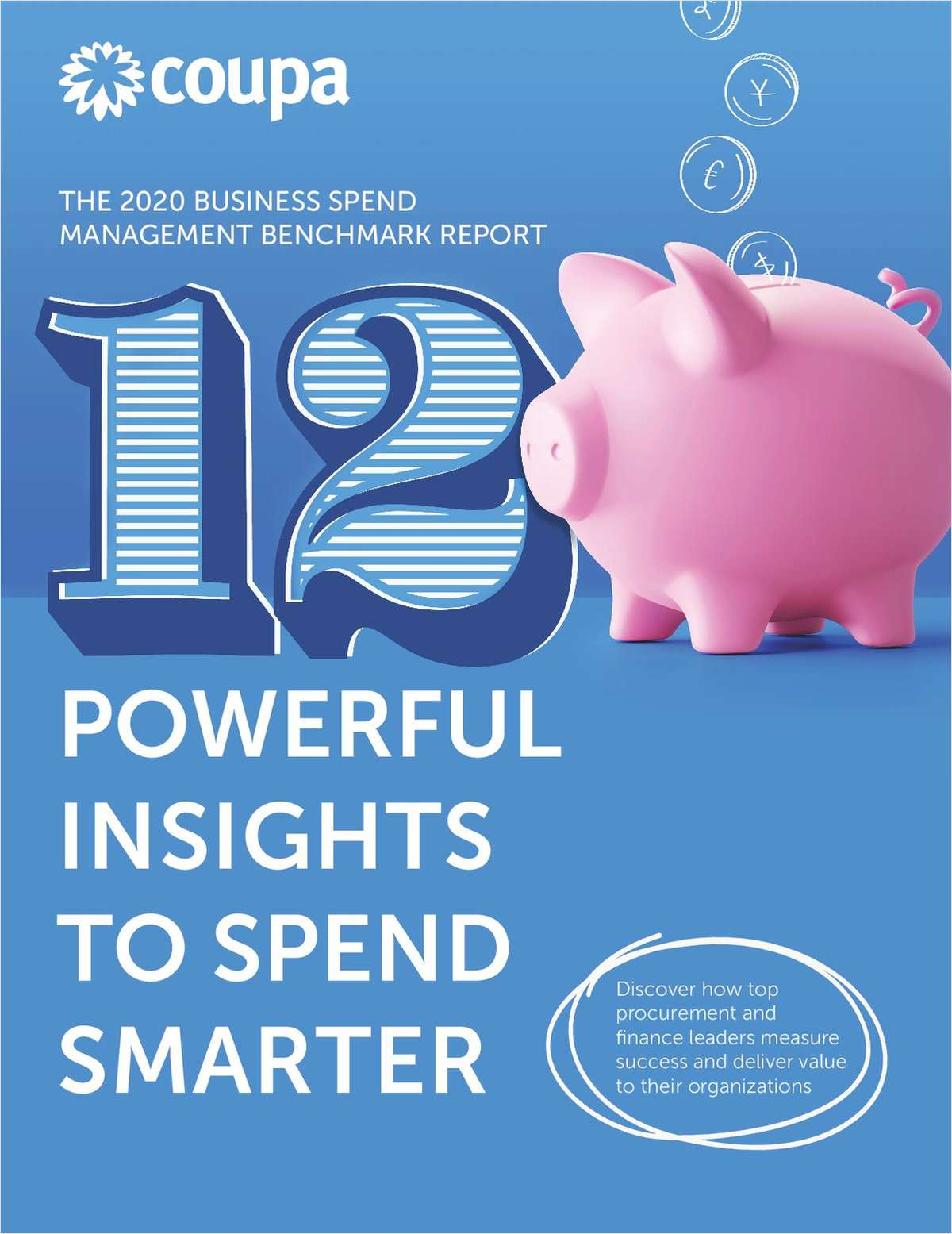 The 2020 Business Spend Management Benchmark Report