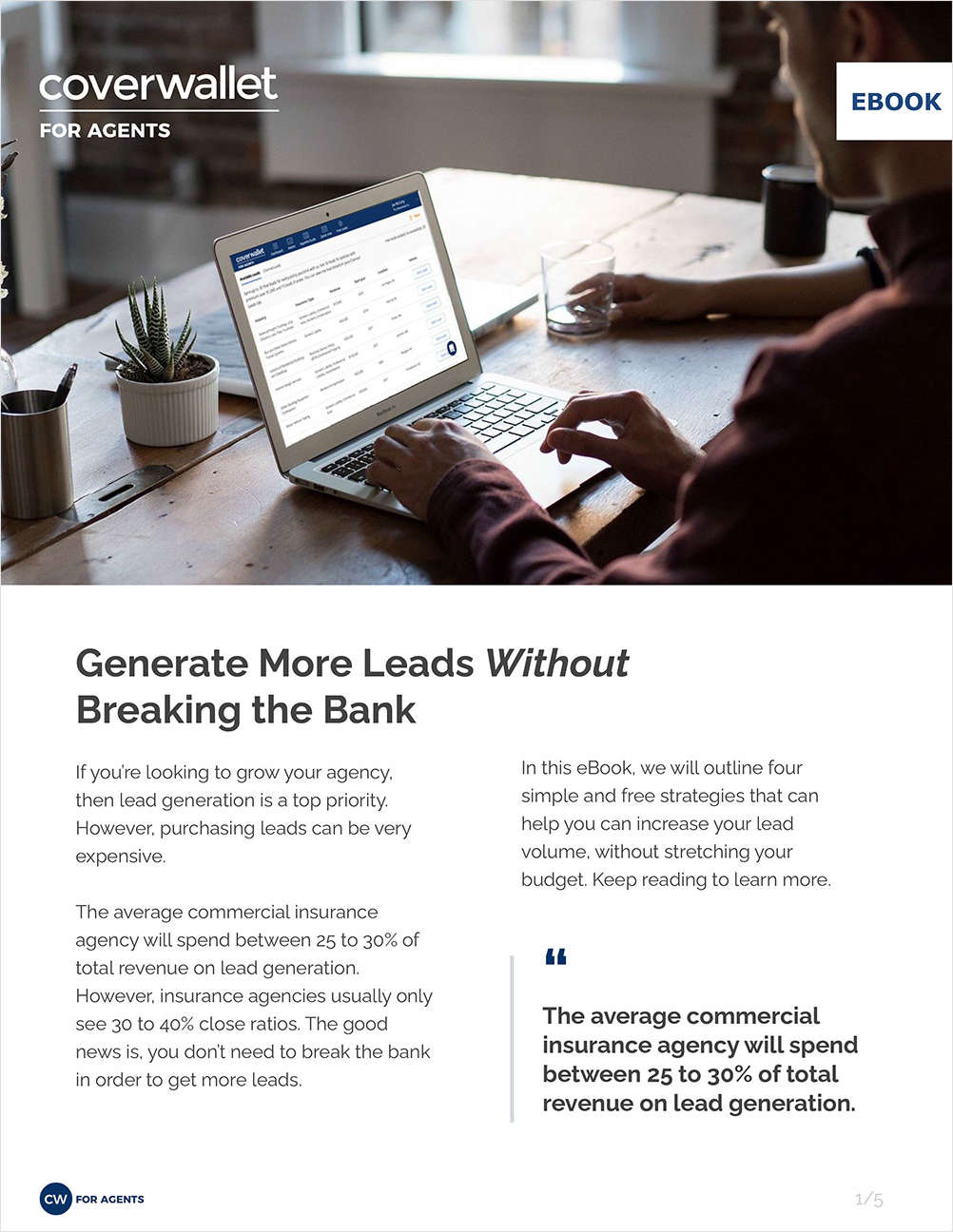 4 Simple Strategies to Generate More Leads Without Breaking the Bank