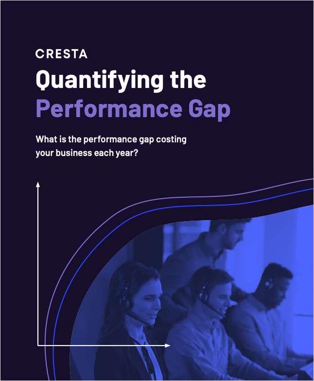 Quantifying the Employee Performance Gap