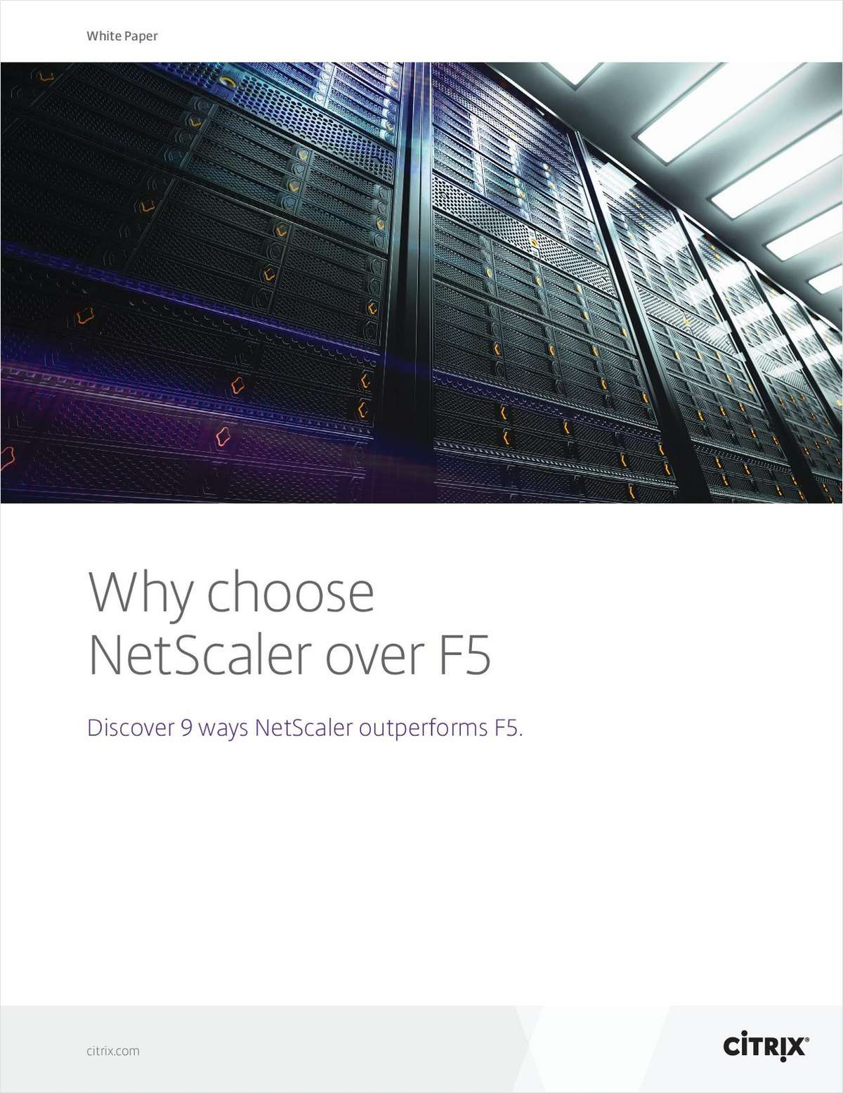 Why Choose NetScaler Over F5