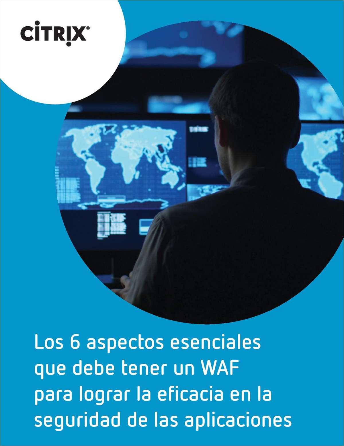 Los 6 principales conceptos básicos de WAF para obtener la eficacia en seguridad de las aplicaciones