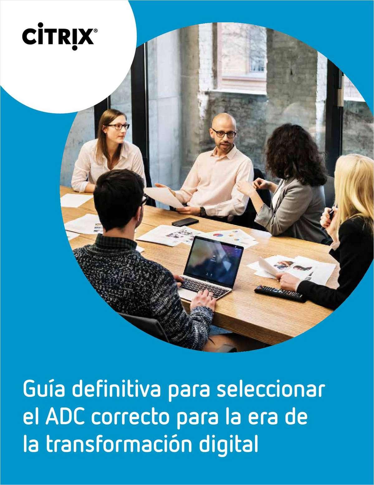 La guía decisiva para elegir el ADC adecuado para la era de la transformación digital