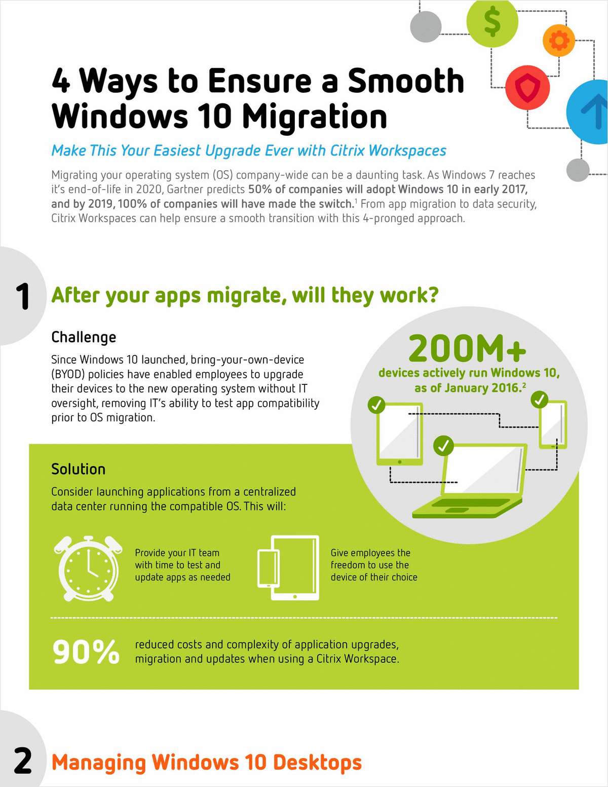 Windows 10: 4 Ways to Ensure Smooth Windows 10 Migration