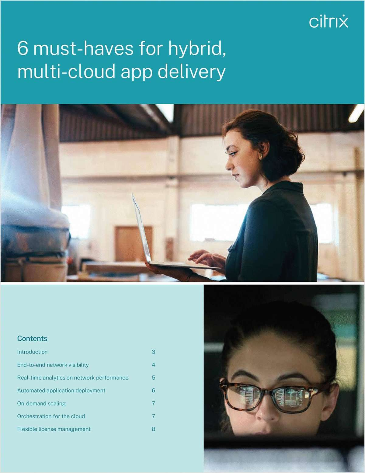 Six Must-Haves for Application Delivery in Hybrid- and Multi-Cloud Environments