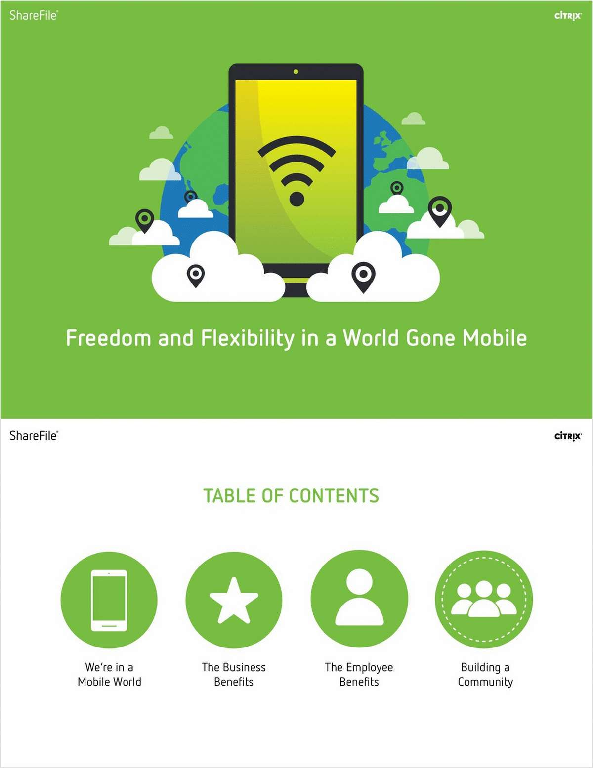 Freedom and Flexibility in a Healthcare World Gone Mobile