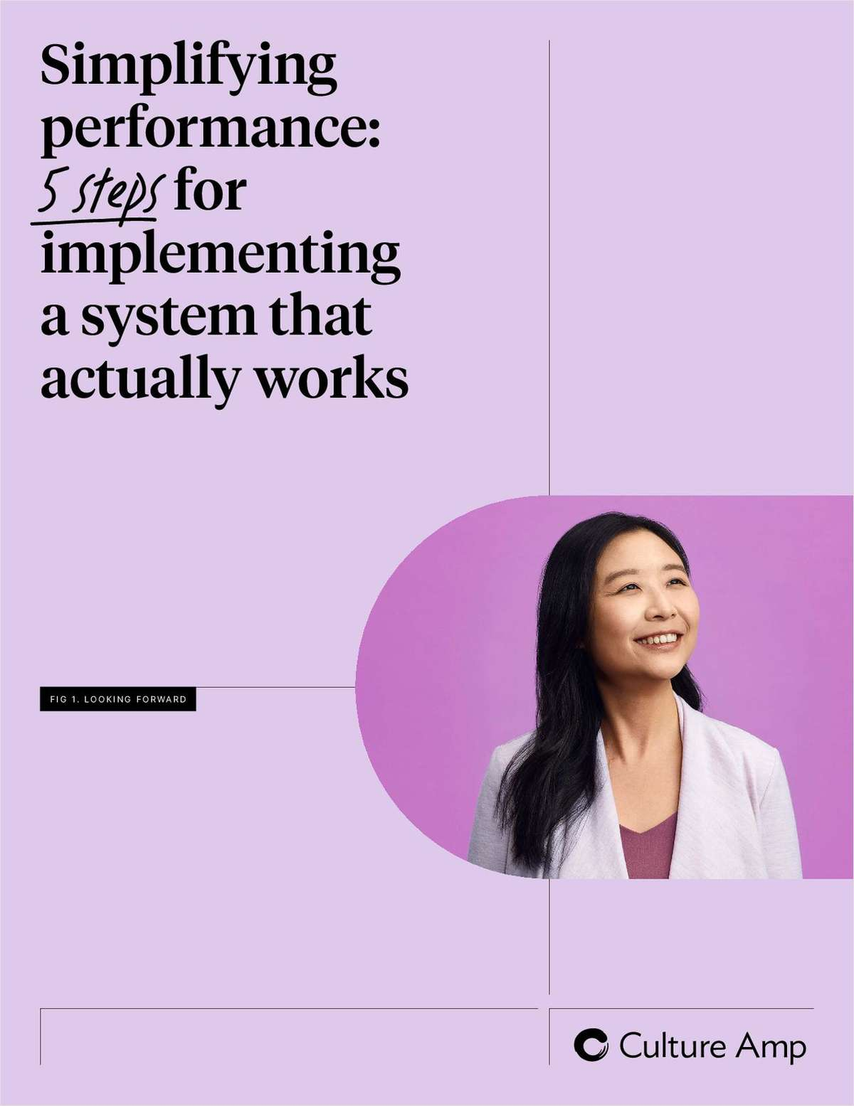 Simplifying performance: 5 steps for implementing a system that actually works