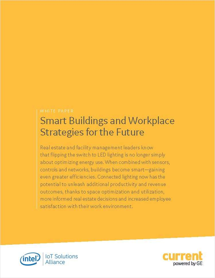 Smart Buildings and Workplace Strategies for the Future