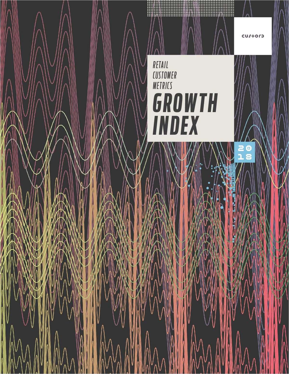Retail Customer Metrics Growth Index