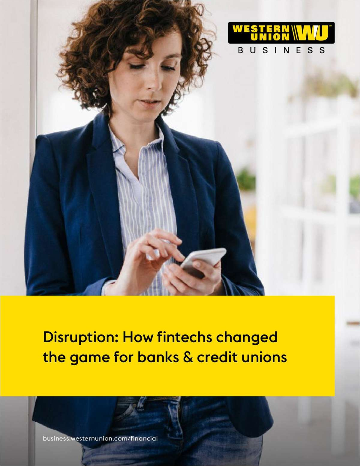 Disruption: How Fintechs Changed the Game for Banks & Credit Unions