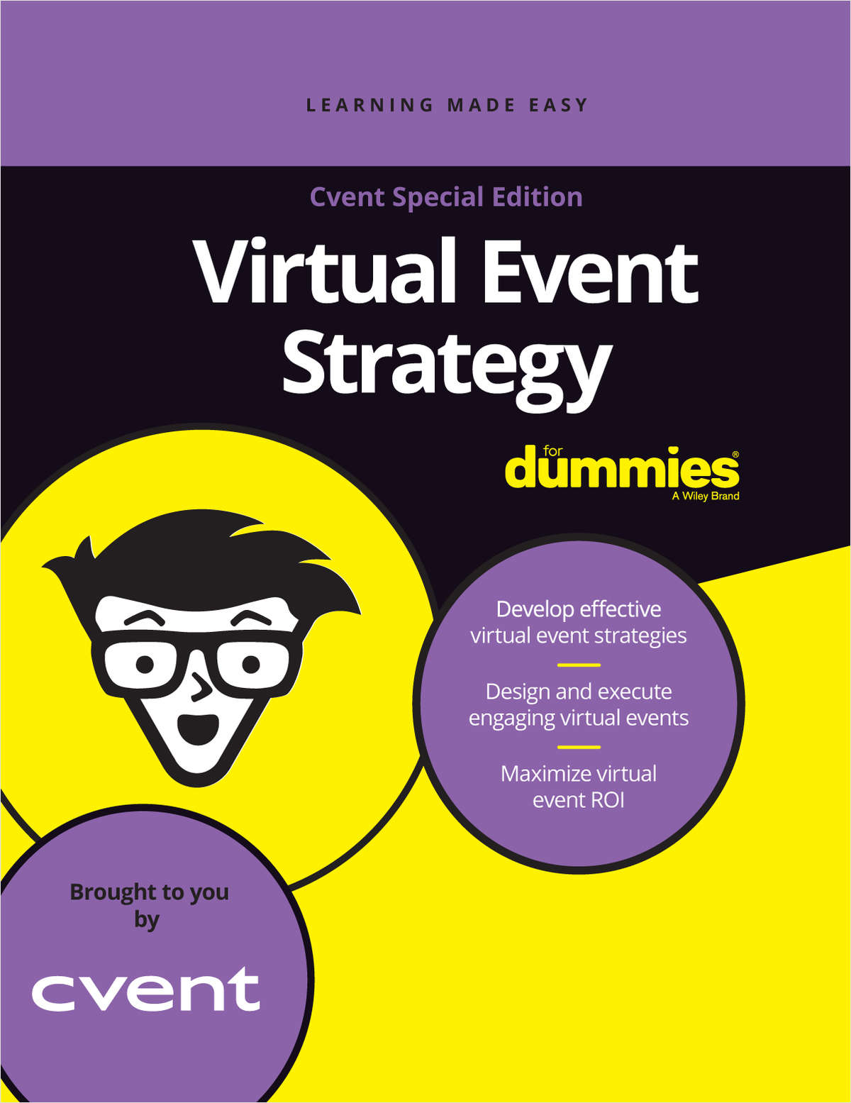 Virtual Event Strategy for Dummies - Cvent Special Edition