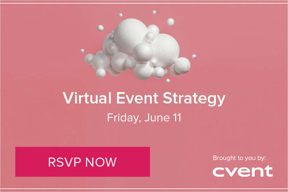 Virtual Event Strategy Friday Forum
