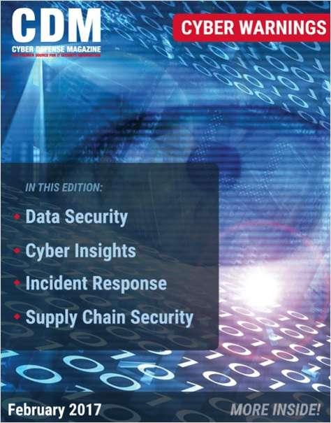 Cyber Warnings E-Magazine - February 2017 Edition