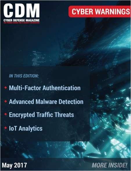 Cyber Warnings E-Magazine - May 2017 Edition