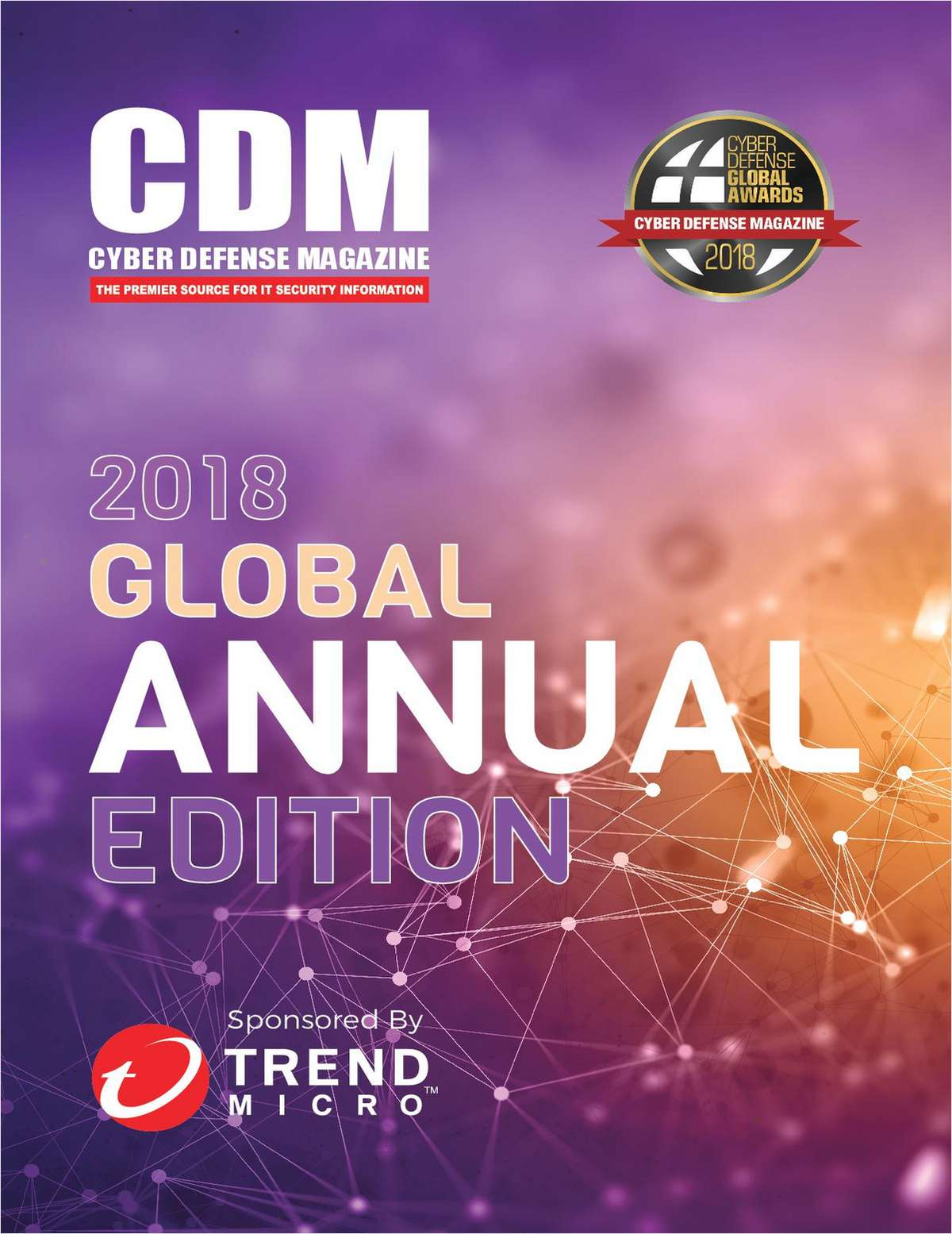 Cyber Defense eMagazine - 2018 Global Annual Edition