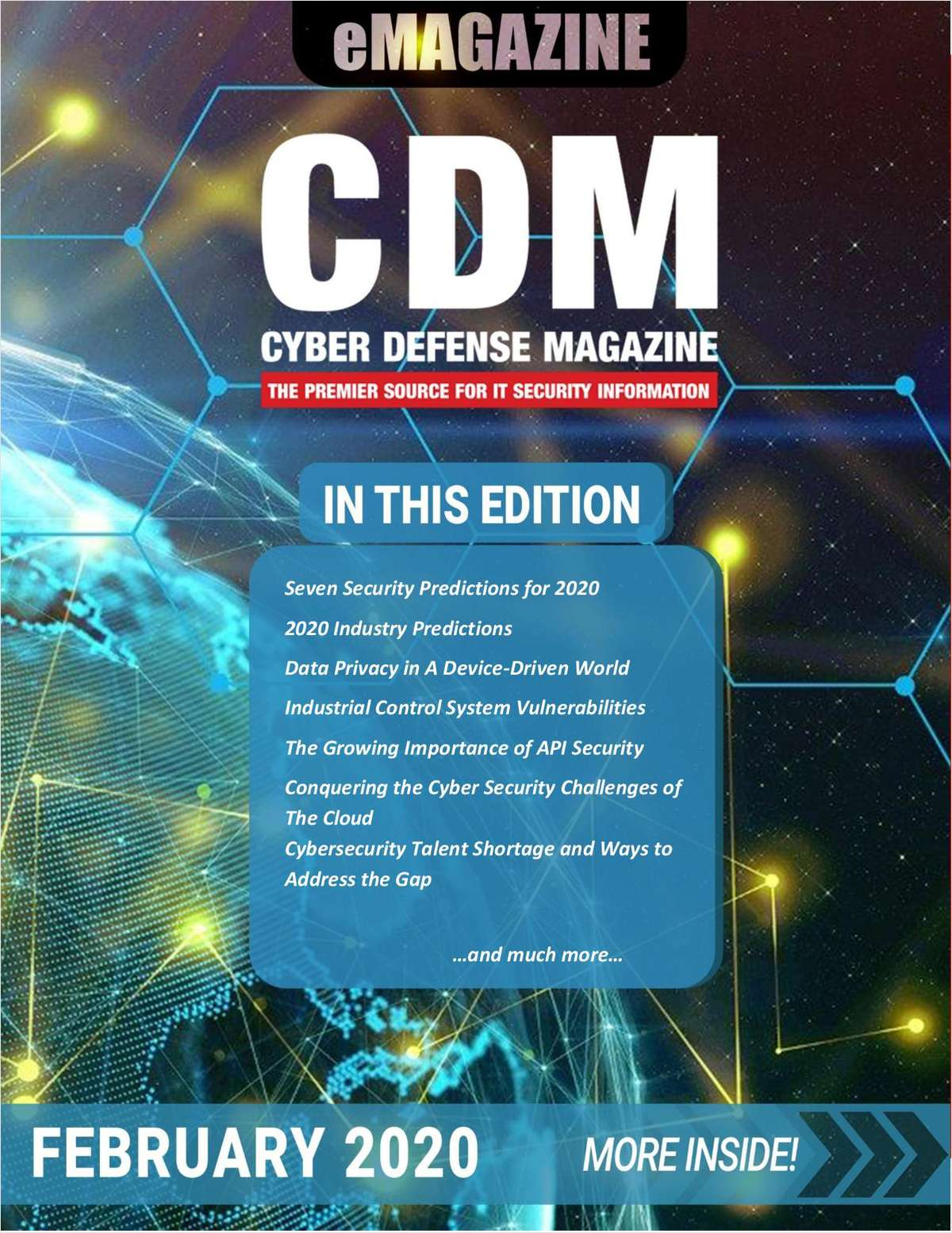 Cyber Defense Magazine February 2020