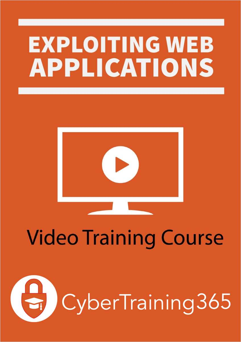 Exploiting Web-Based Applications - FREE Video Training Course Valued at $199 (FREE!)
