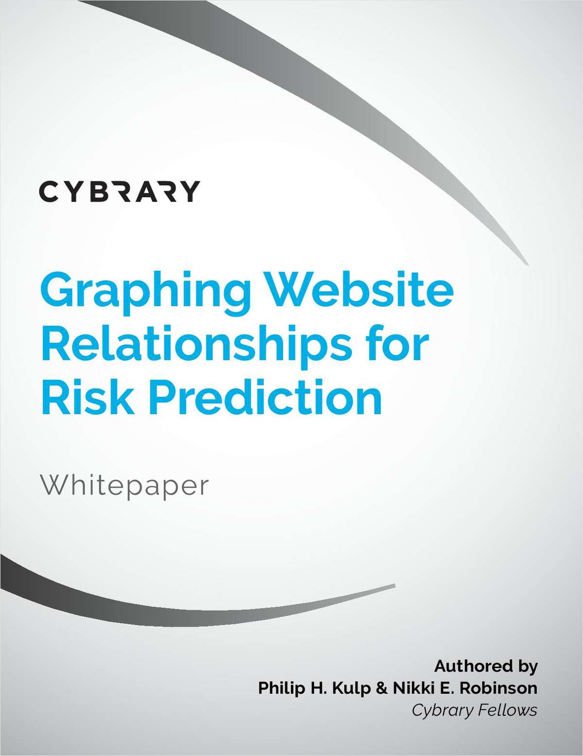 Graphing Website Relationships for Risk Prediction: Identifying Derived Threats to Users Based on Known Indicators