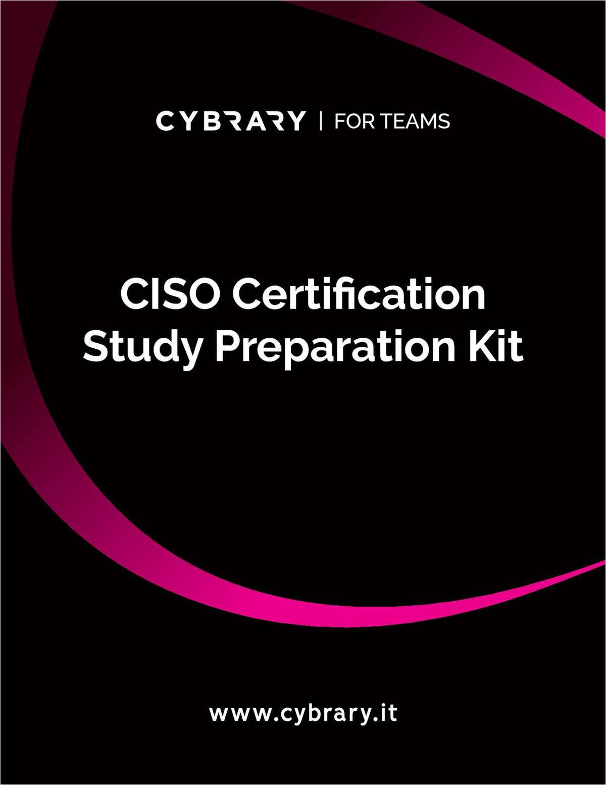CISO Certification Study Preparation Kit
