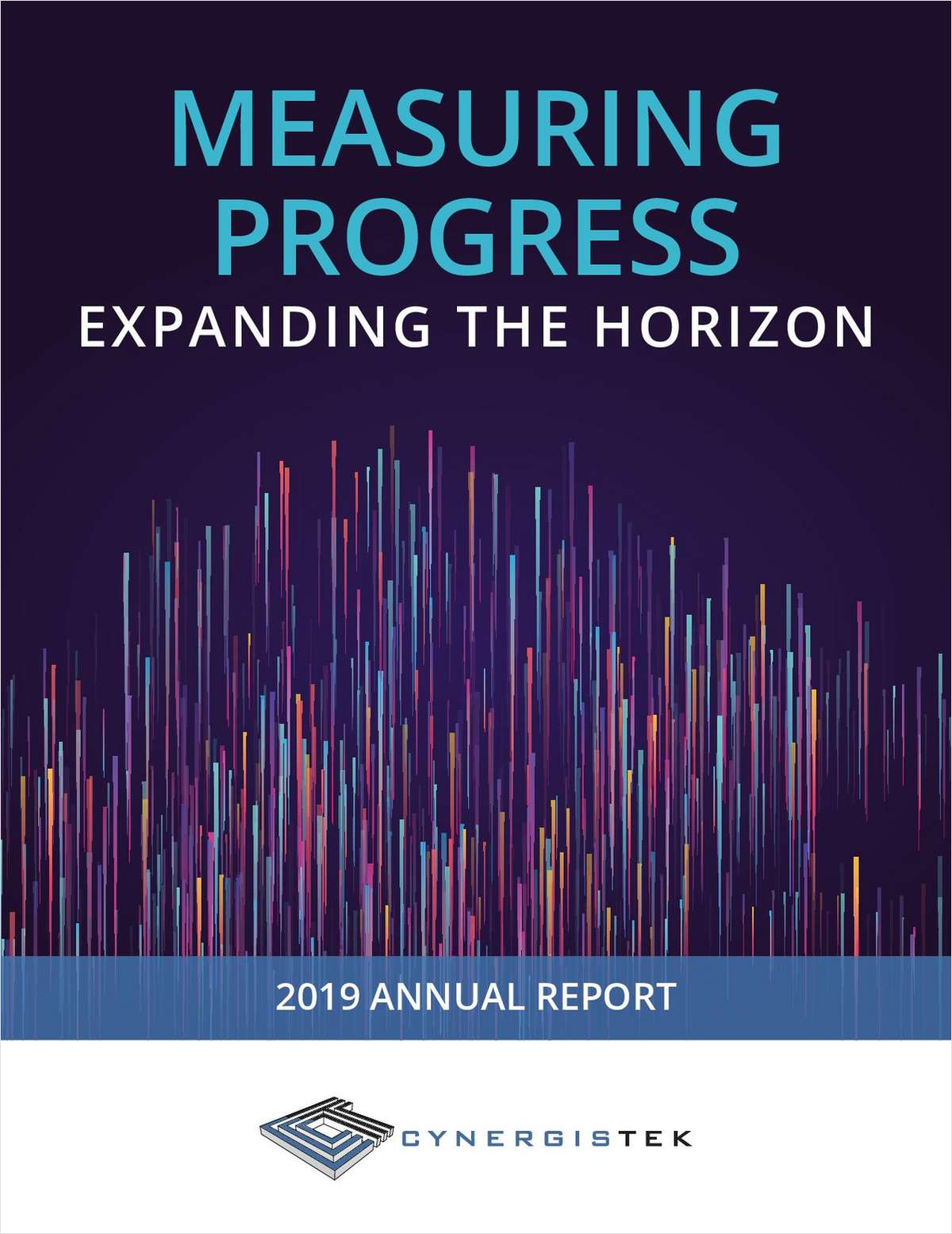 Measuring Progress: Expanding the Horizon | 2019 Annual Report